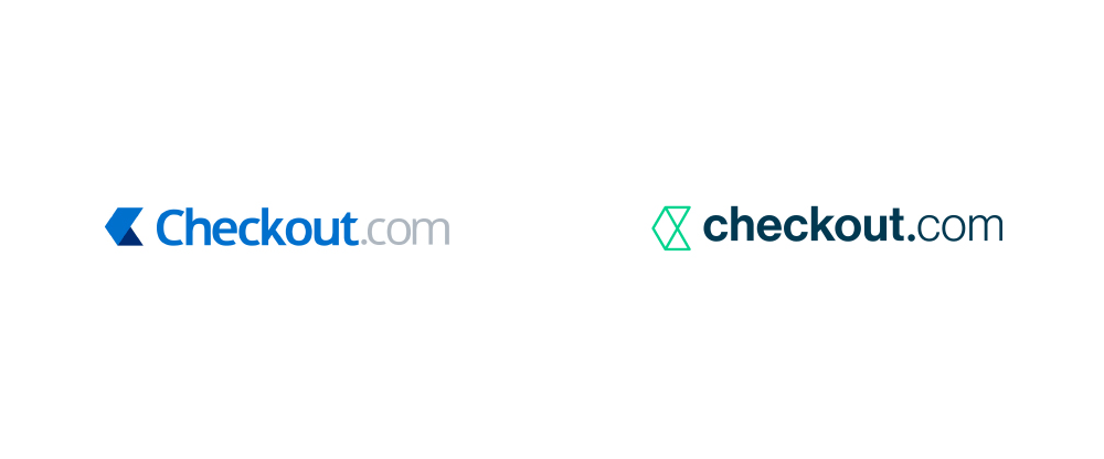 New Logo and Identity for Checkout.com by Ueno