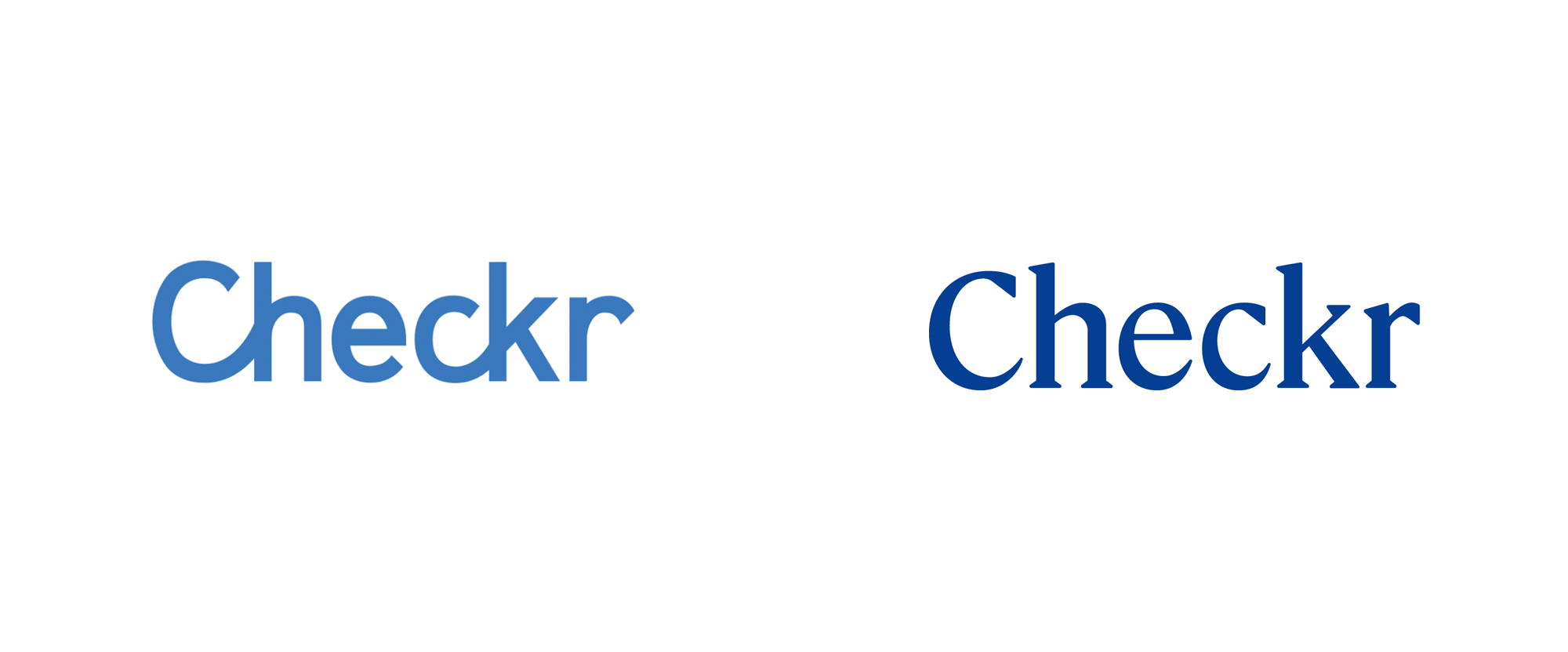 New Logo for Checkr