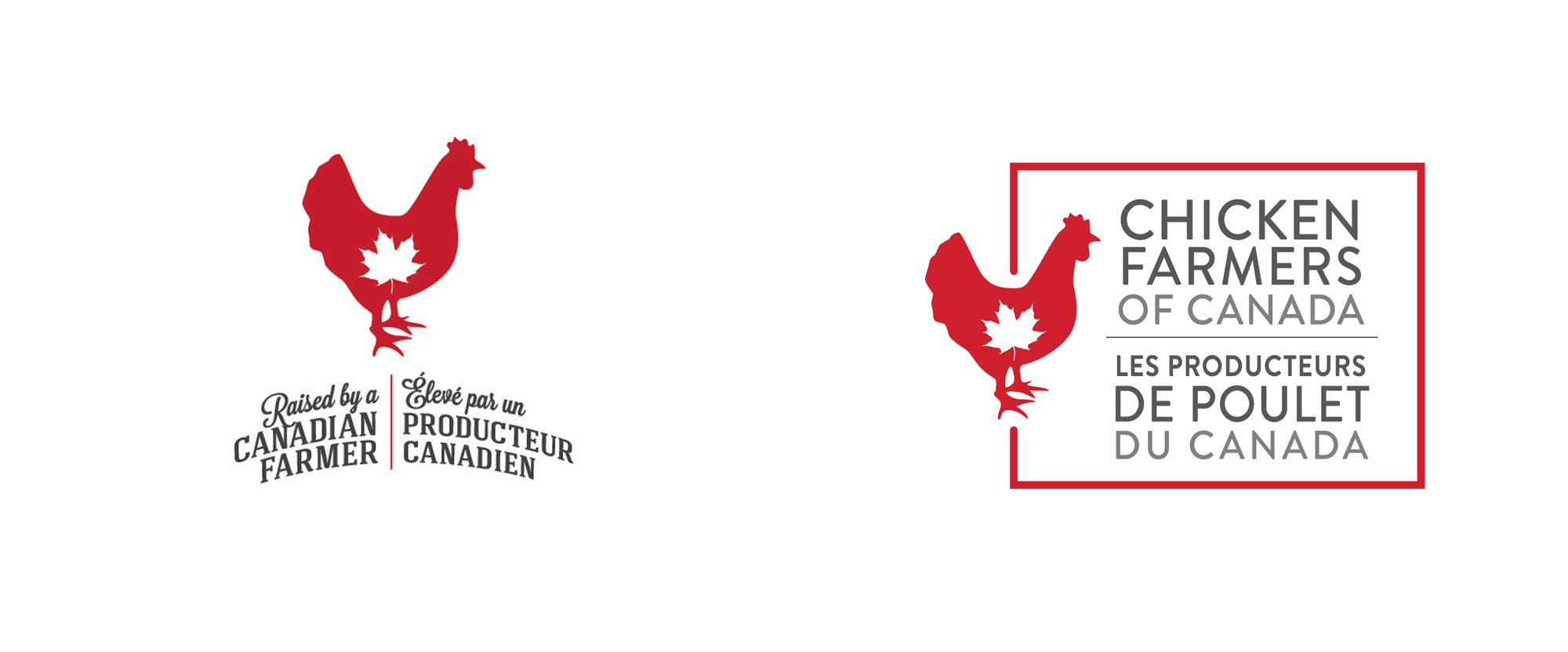 New Logo for Chicken Farmers of Canada