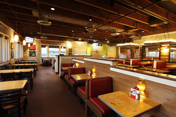 Chili's Logo and Remodel