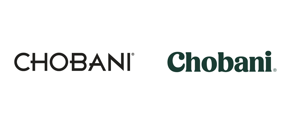 Brand New: New Logo, Identity, and Packaging for Chobani