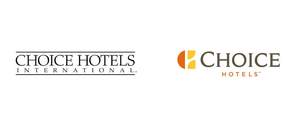 New Logo for Choice Hotels