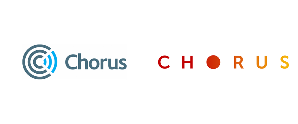 New Logo for Chorus