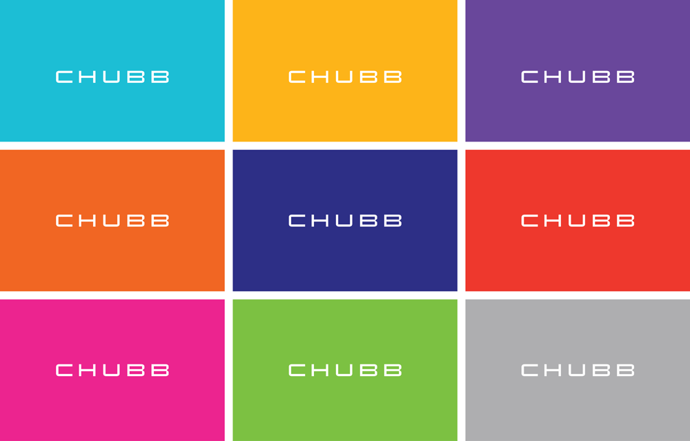 New Logo and Identity for Chubb by COLLINS