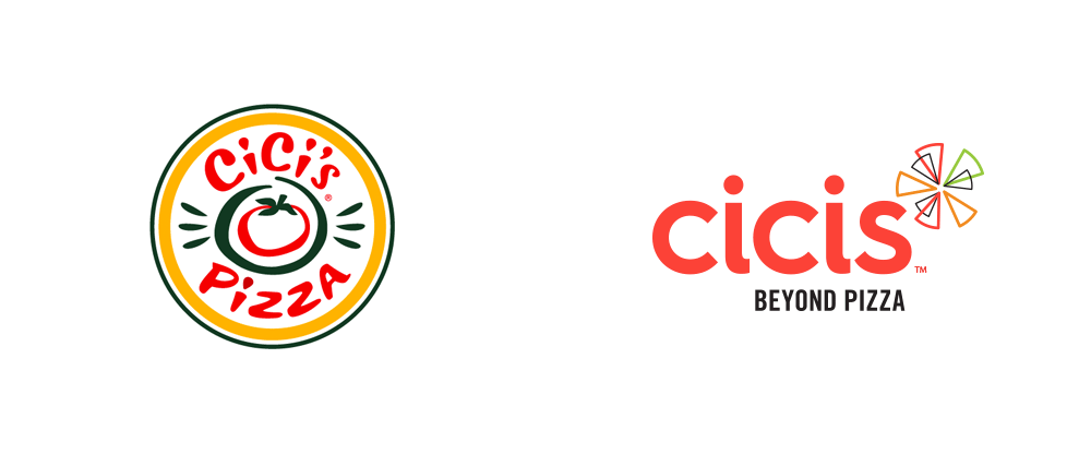 New Name, Logo, and Identity for Cicis by Sterling-Rice Group
