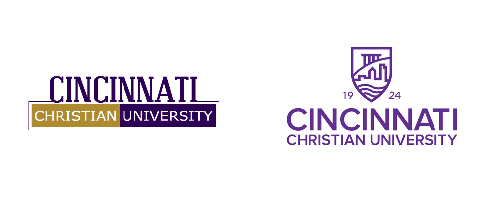 New Logo for Cincinnati Christian University