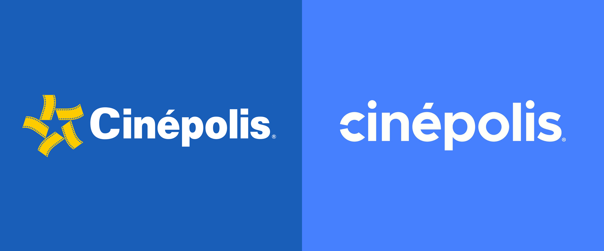 New Logo for Cinépolis