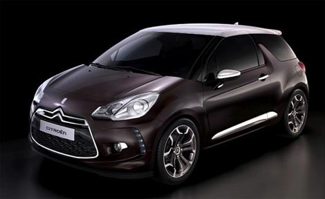 Citroën DS Inside concept car