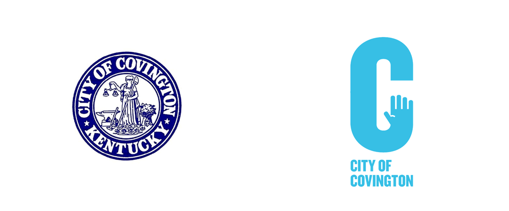 New Logo and Identity for City of Covington by Landor