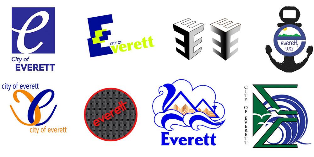 City of Everett Logo Design Contest