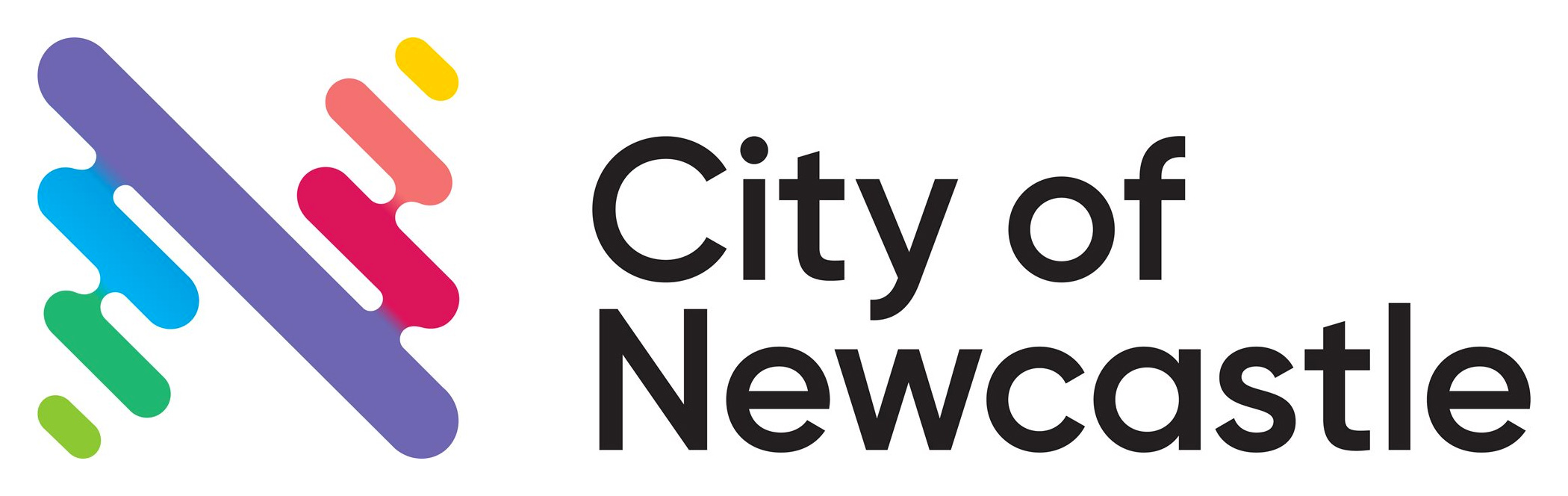 New Logo for City of Newcastle by Headjam and In-house