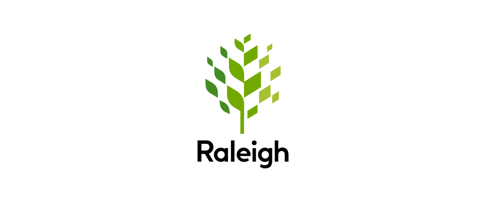 New Logo for City of Raleigh by The Assembly
