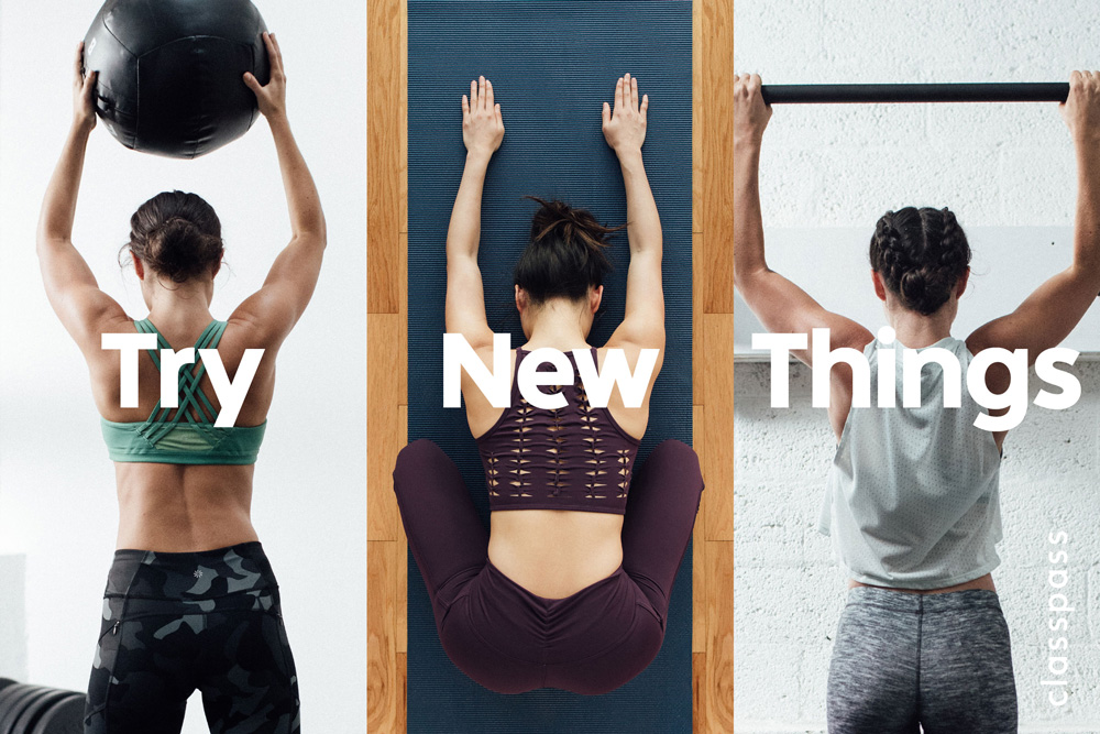 New Logo and Identity for ClassPass done In-house with Triboro