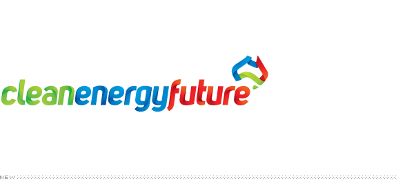 Clean Energy Future Logo, New