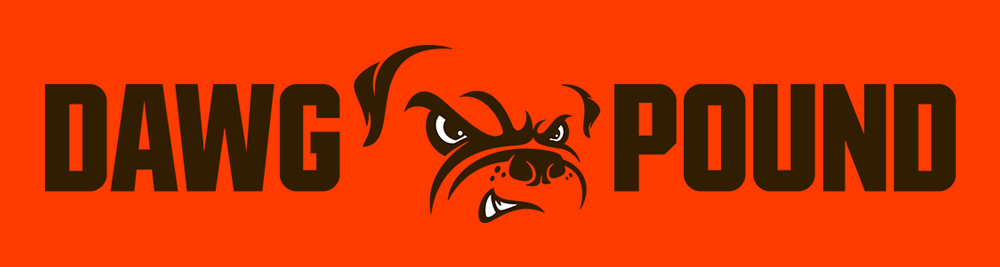 brand new new logos for the cleveland browns