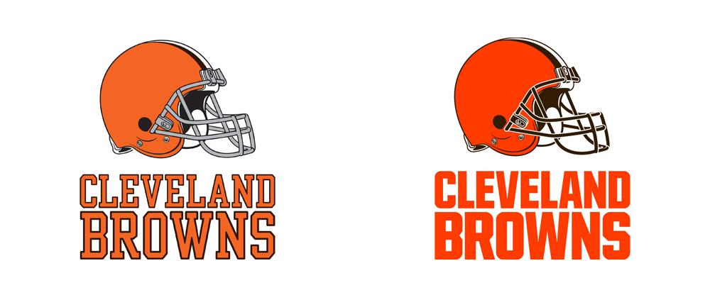 Image result for browns helmet change