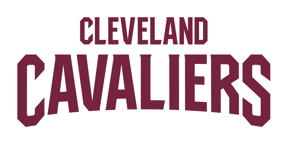 Brand New: New Logos for Cleveland Cavaliers by Nike Identity Group