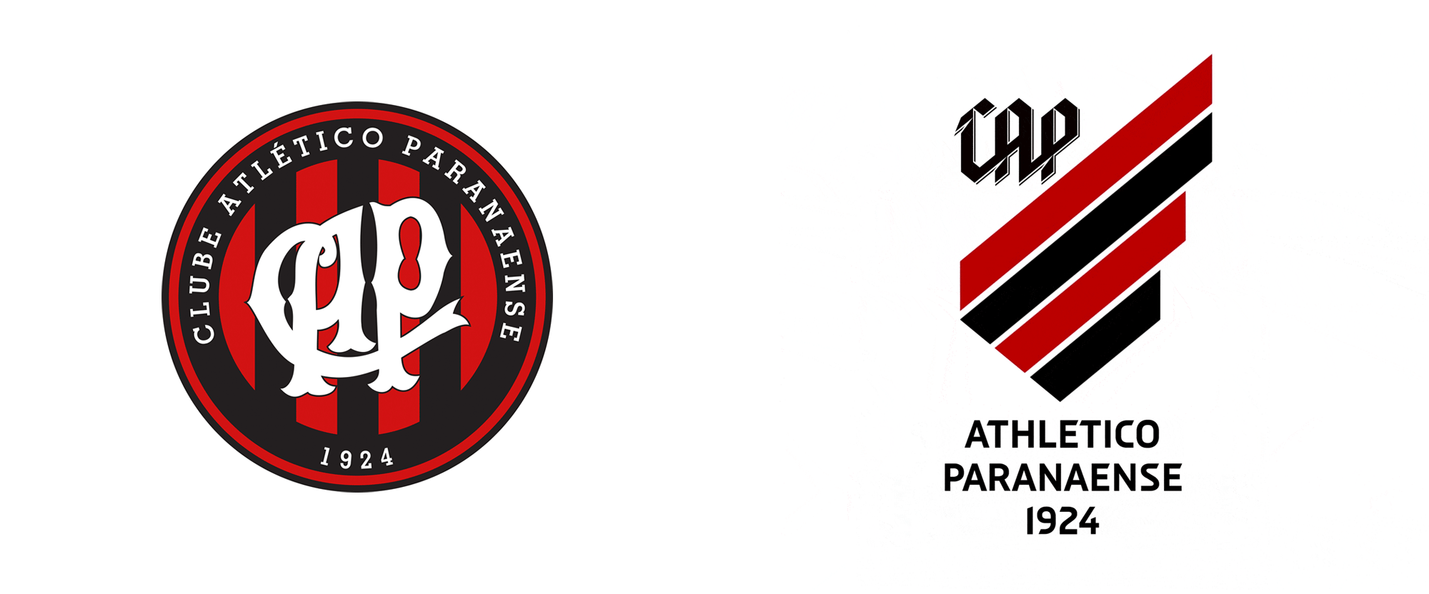 New Logo and Identity for Club Athletico Paranaense by Oz