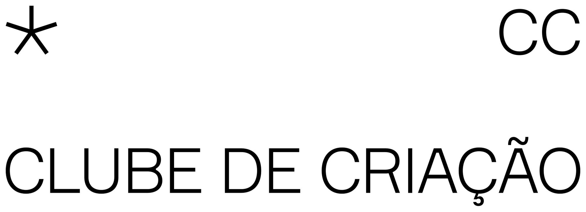 New Logo and Identity for Clube de Criação by Wieden+Kennedy