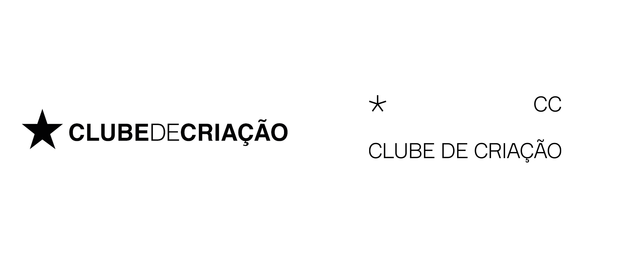 New Logo and Identity for Clube de Criação by Wieden+Kennedy
