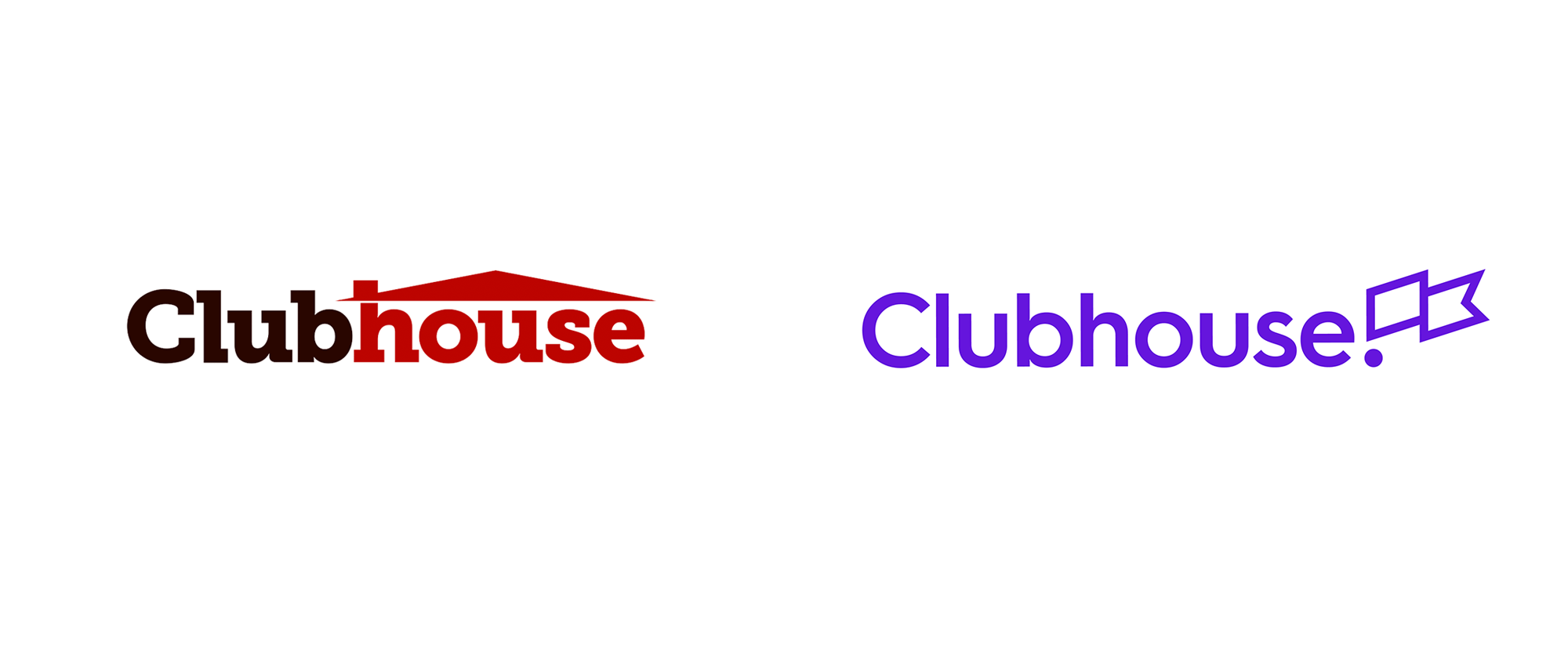 New Logo and Identity for Clubhouse by Ueno