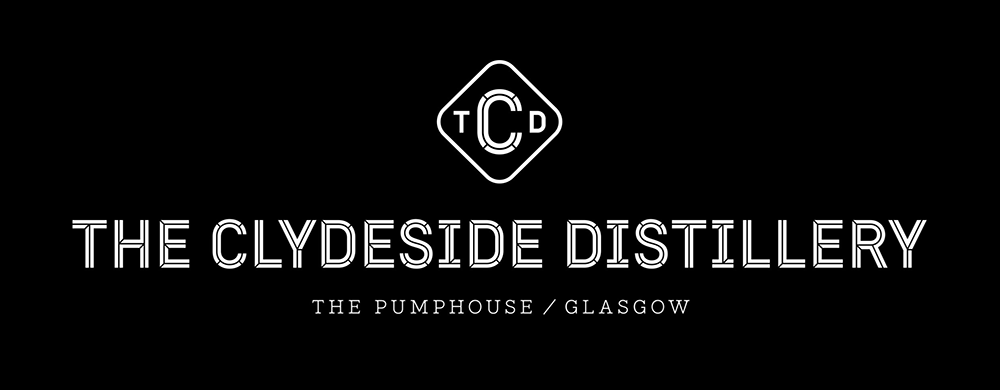 New Logo and Identity for The Clydeside Distillery by Manual