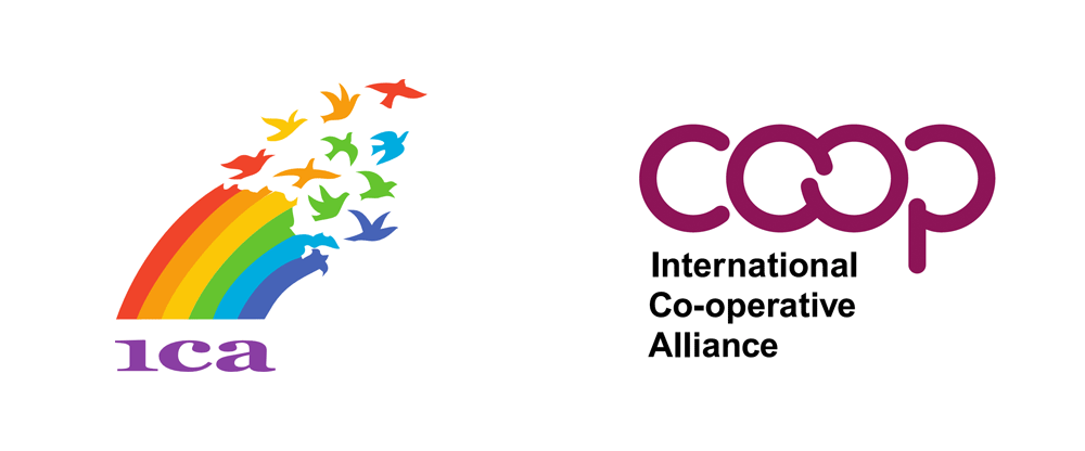 New Logo for International Co-operative Alliance by Calverts