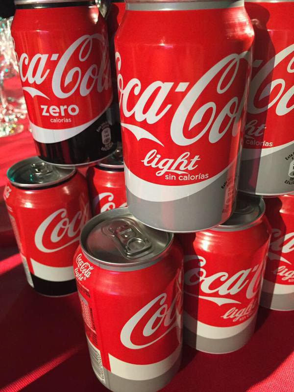 New Packaging for Coca-Cola in Spain