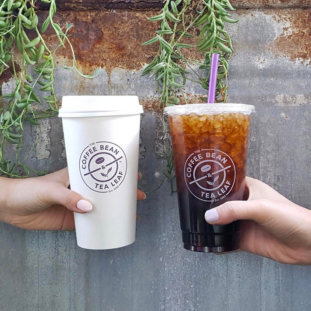 Brand New New Logo For The Coffee Bean Amp Tea Leaf