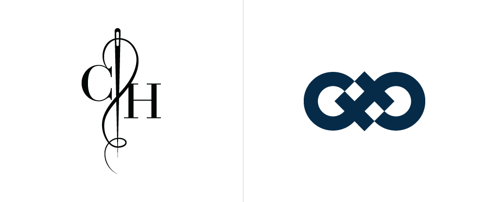 brand new new logo and identity for cole haan done inhouse
