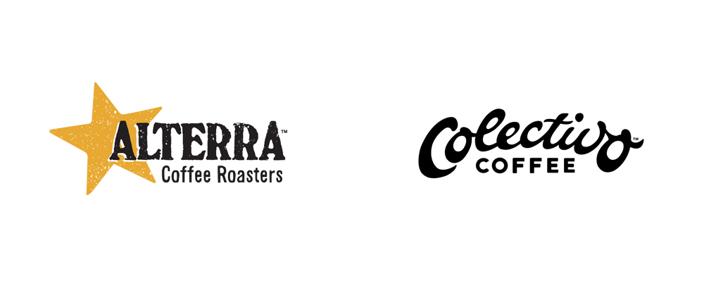 brand new new name and logo for colectivo coffee