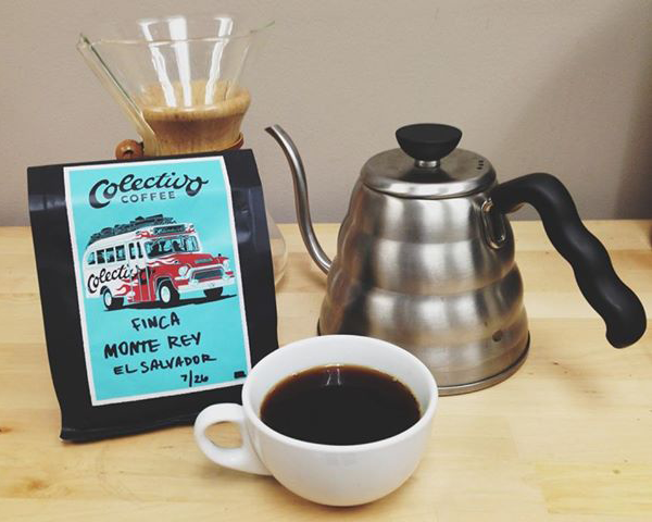 New Name and Logo for Colectivo Coffee