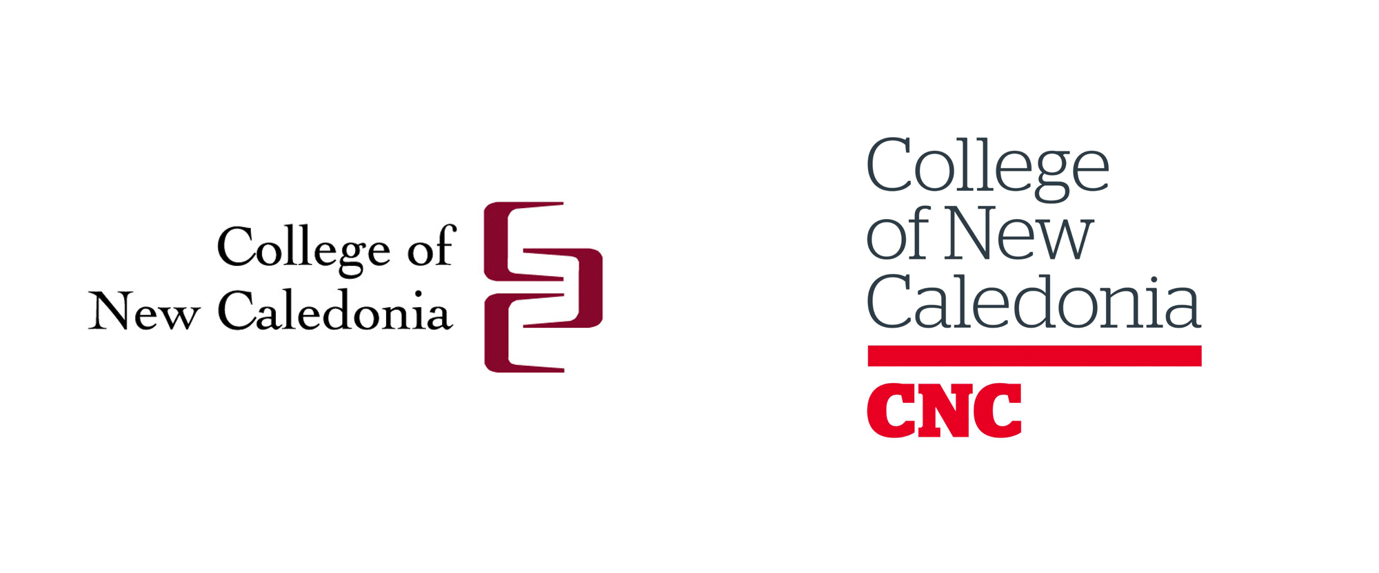 New Logo for College of New Caledonia