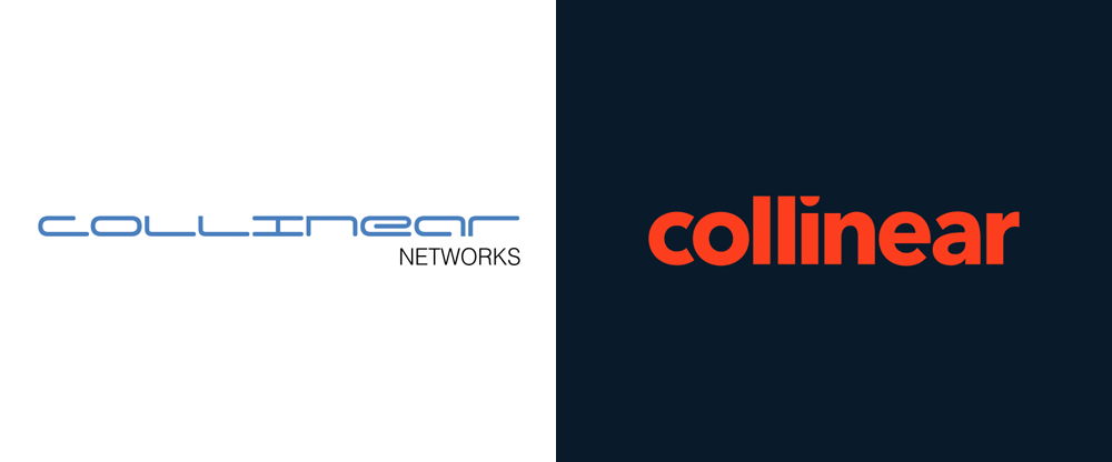 New Logo and Identity for Collinear by Saffron