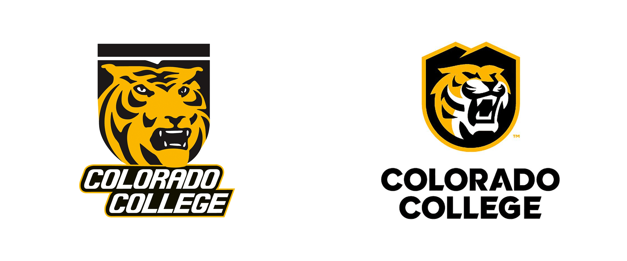 New Logo for Colorado College Athletics by Joe Bosack & Co.