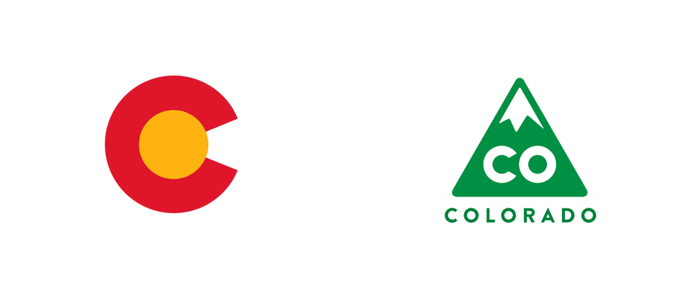 Brand New: New Logo for the State of Colorado by Evan Hecox