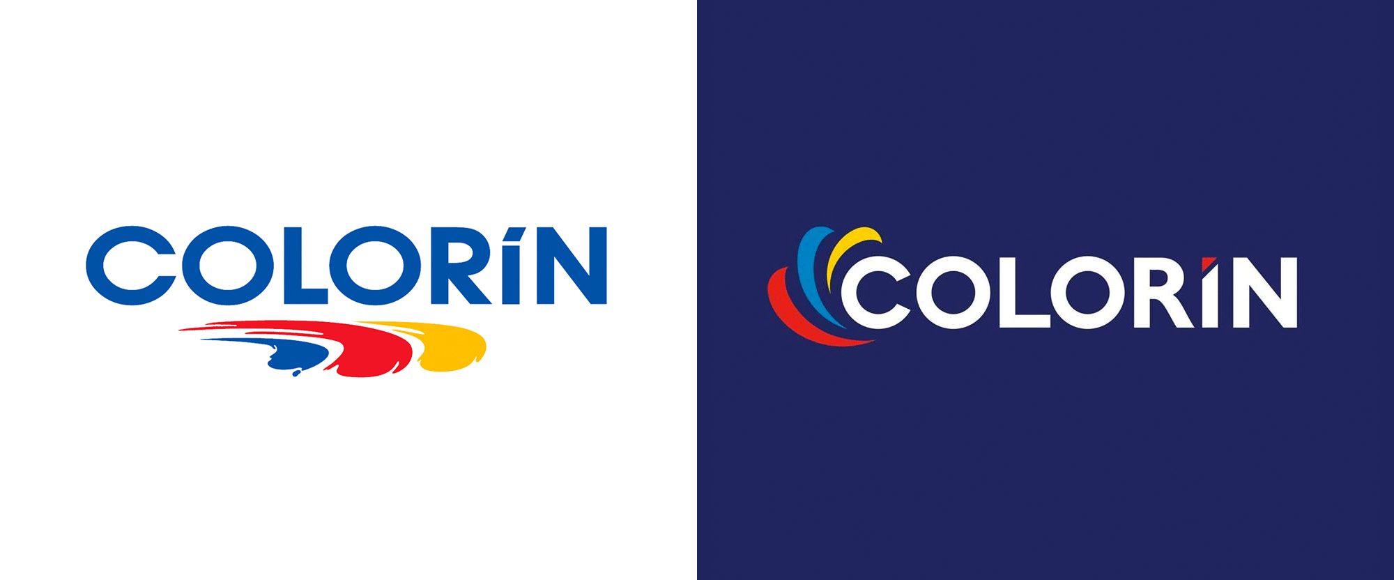 New Logo for Colorín