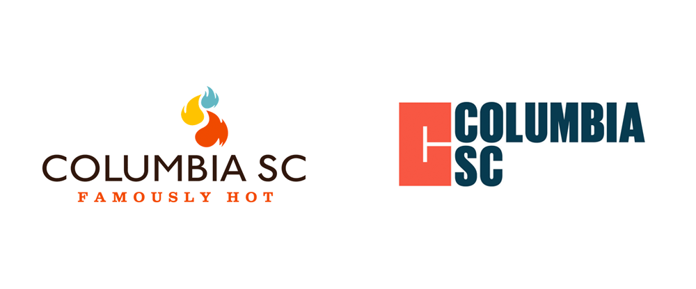 New Logo for The City of Columbia, SC by Foxtrot