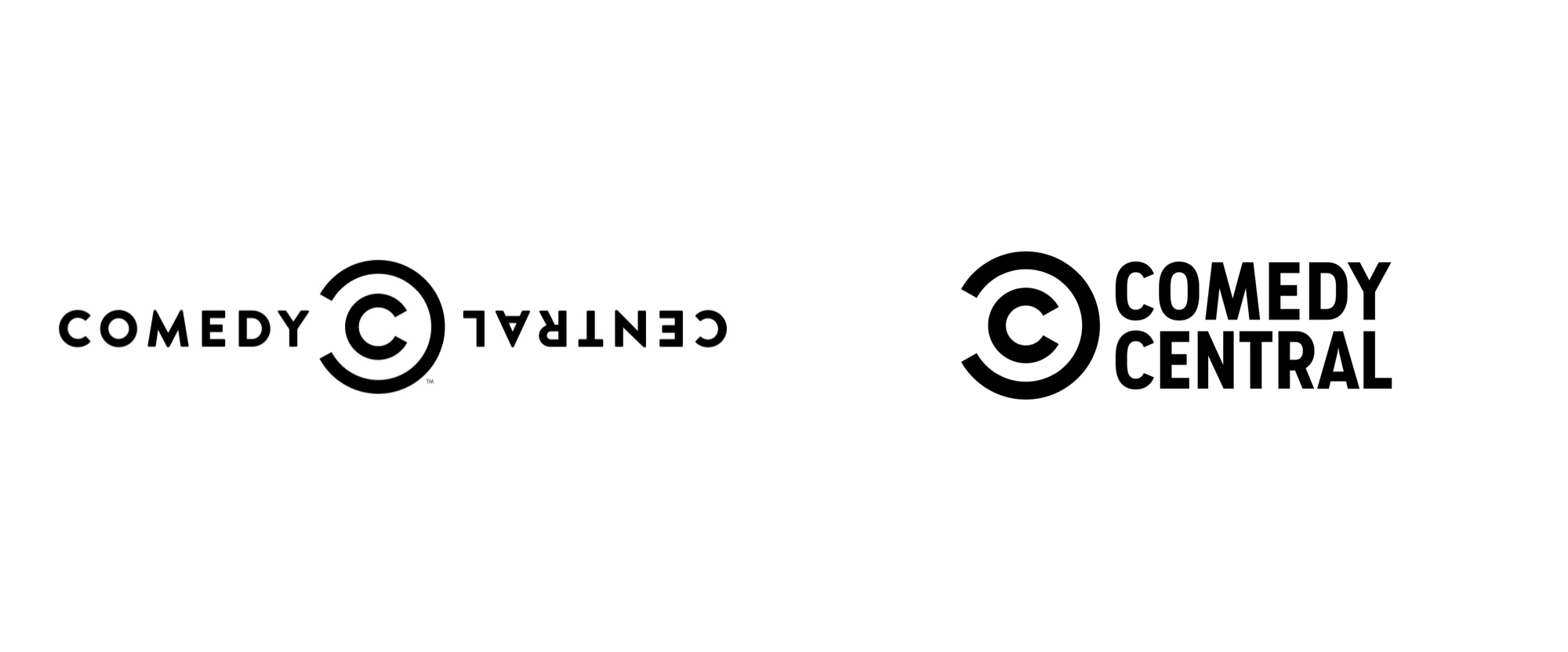 New Logo and On-air Look for Comedy Central by loyalkaspar and In-house