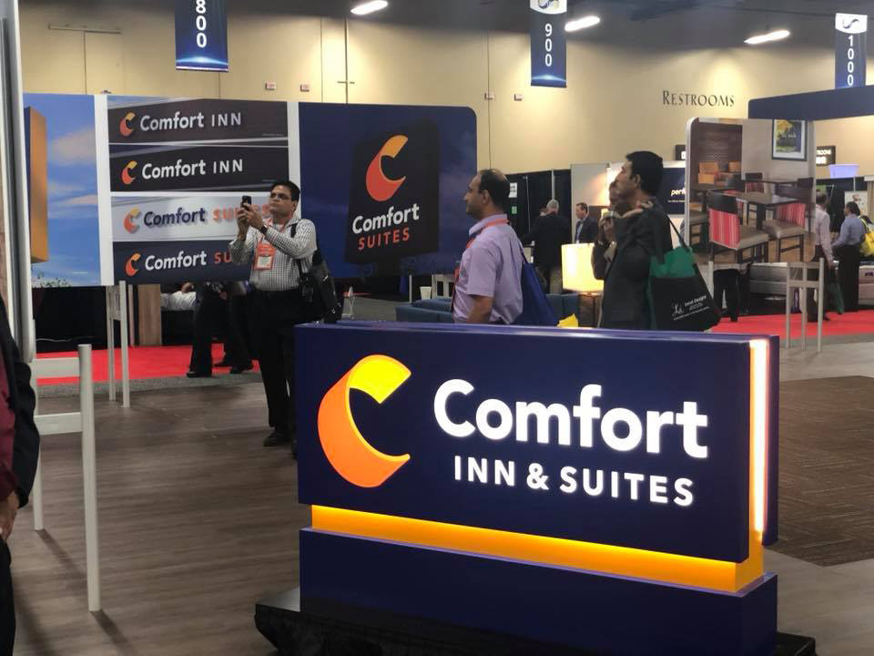 New Logo for Comfort by Landor