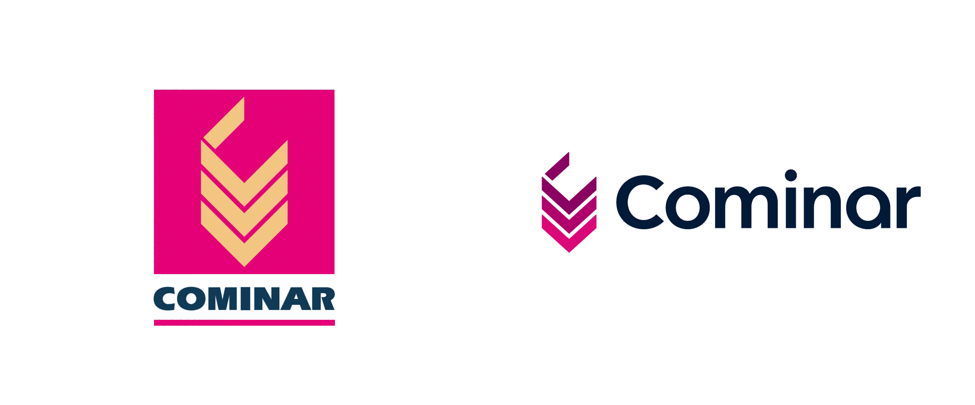 New Logo and Identity for Cominar