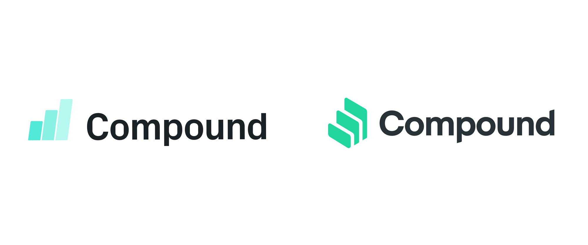 New Logo for Compound By Bien Studio and In-house