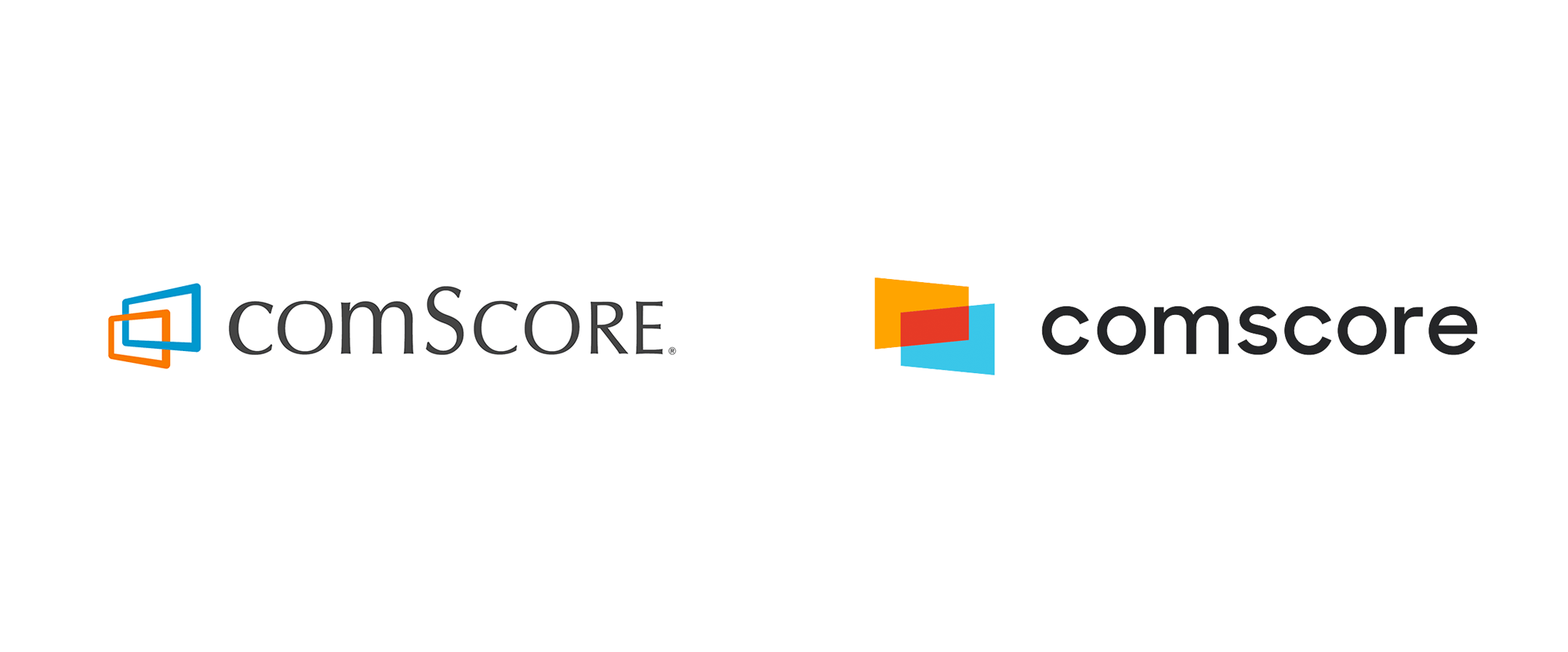 New Logo for Comscore by Firstborn
