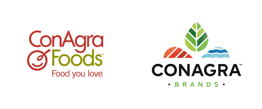New Name and Logo for Conagra Brands