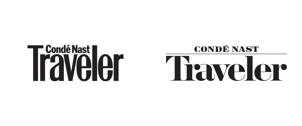 New Logo for <em>Condé Nast Traveler</em> done In-house with Henrik Kubel