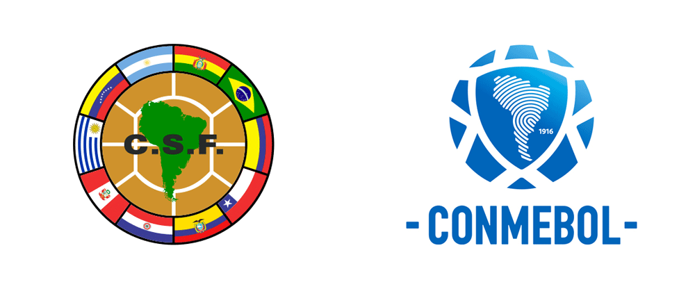 New Logo for Conmebol