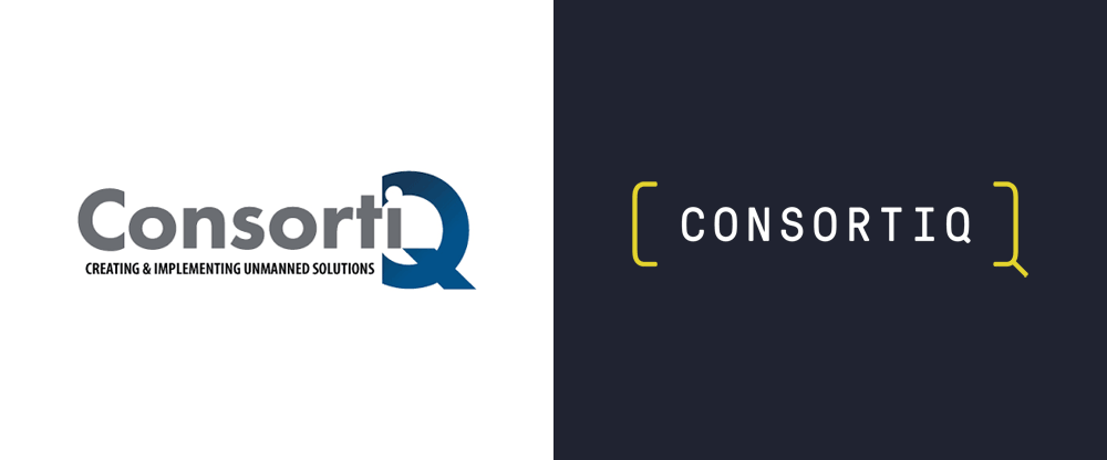 New Logo and Identity for Consortiq by Salad Creative