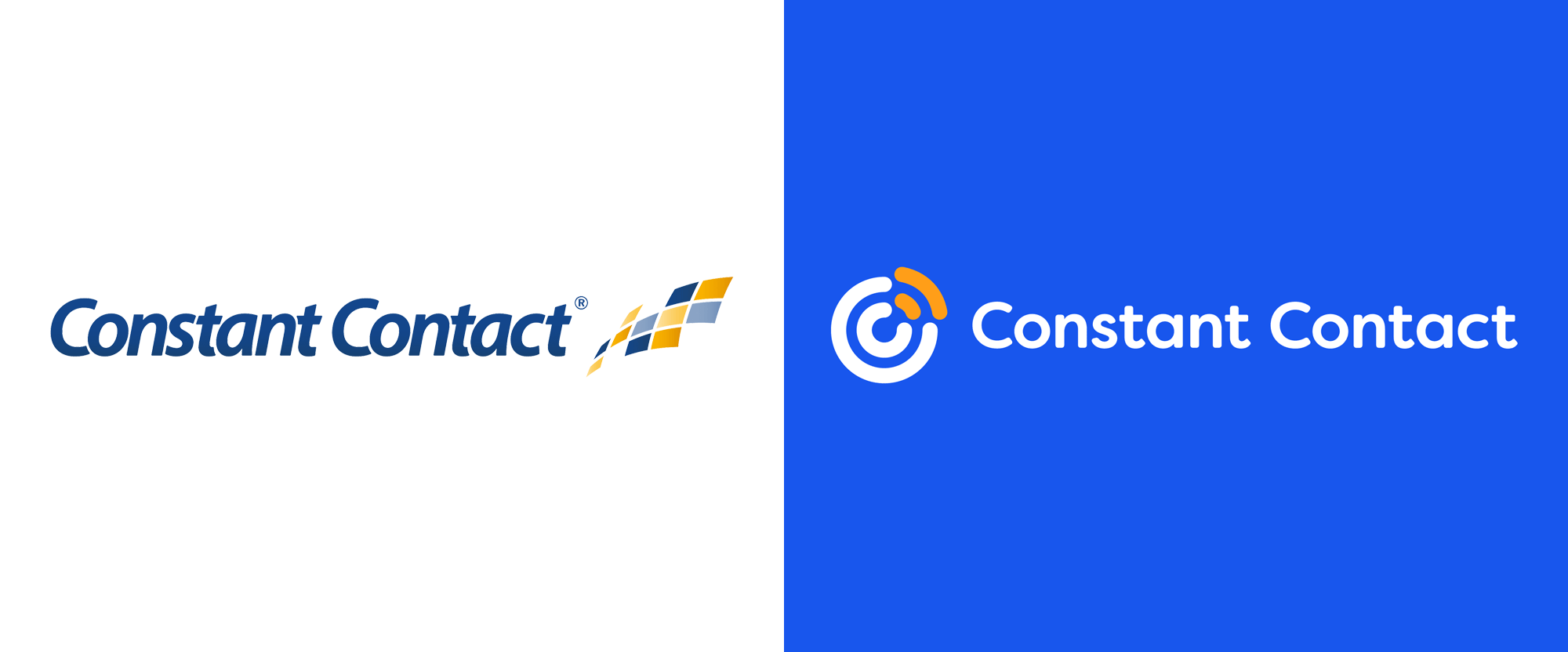 New Logo and Identity for Constant Contact