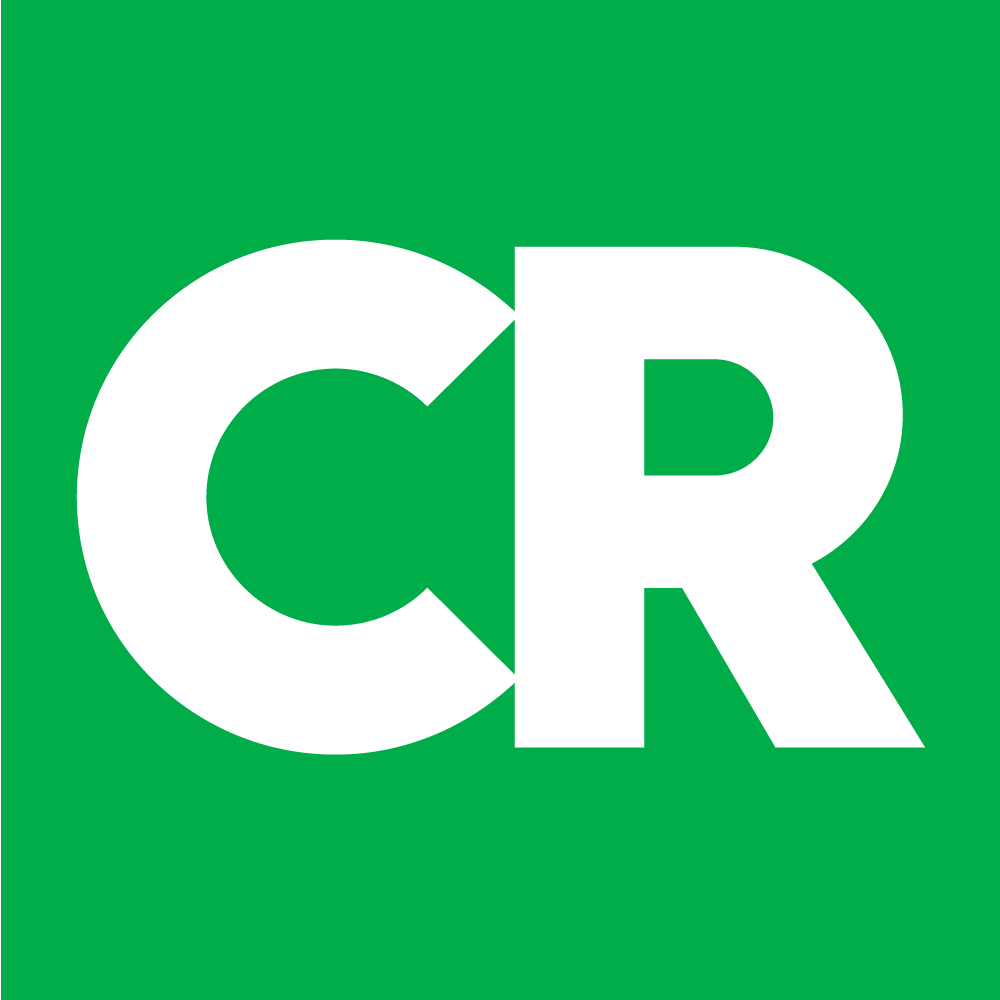 New Logo for Consumer Reports by Pentagram