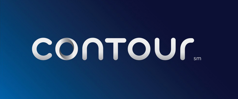 New Logo for Contour by Lippincott